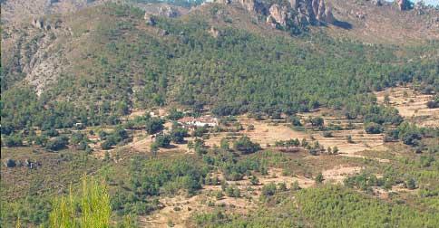 Alojamiento rural en Albacete