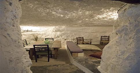 Casa rural en cuevas en Albacete