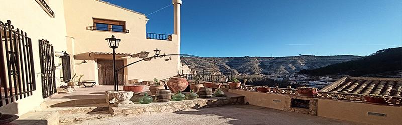 Alojamiento rural cerca Valencia