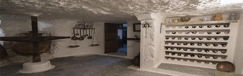 Alojamientos en cuevas Alcalá del Júcar