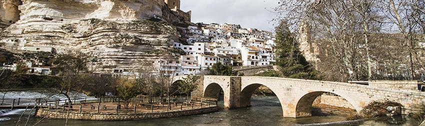 Casas rurales de fin de semana Alcalá del Júcar