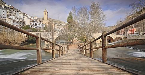 Casas rurales de fin de semana en Alcalá del Júcar