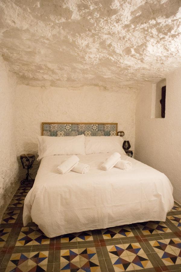 cueva en Alcalá del Júcar