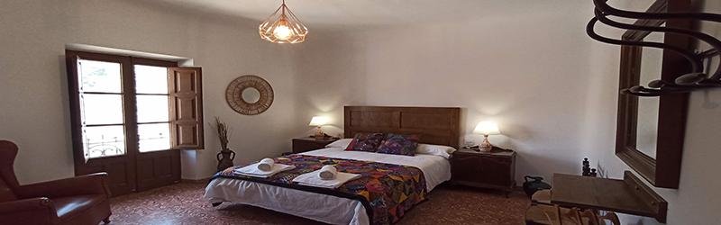 Dormir en una cueva Albacete