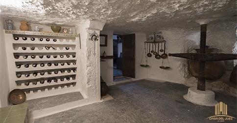Casa rural con bodega en Albacete