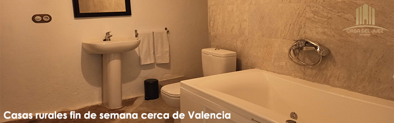 Casas rurales fin de semana cerca Valencia