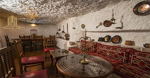 Hotel con cuevas cerca de Valencia