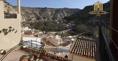 Hotel rural en Albacete