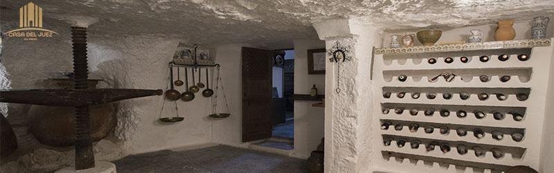 Alojamientos en cuevas Albacete