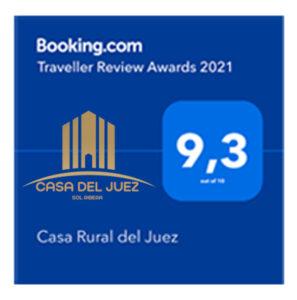 casa del juez booking awards alcala del jucar