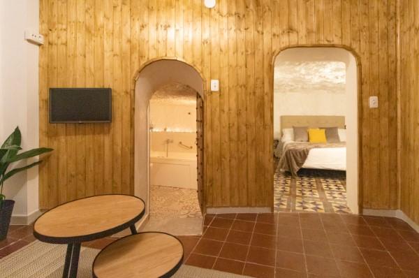 Casa del Juez Suite cueva 1