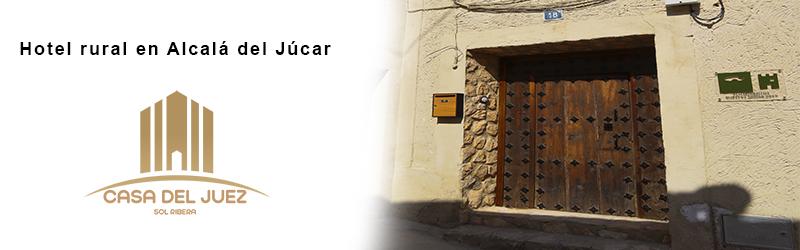 Hotel rural Alcalá del Júcar