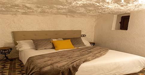Alojamientos en cuevas cerca de Valencia