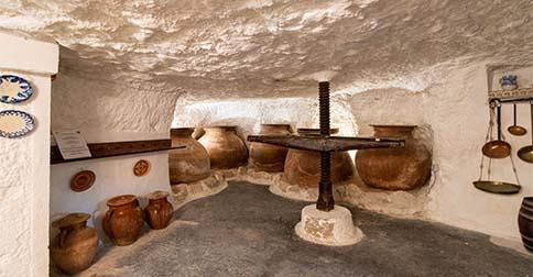 Casa rural con bodega en Alcalá del Júcar