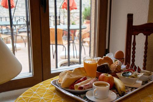desayuno casa rural juez