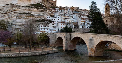 Suite en una cueva en Albacete